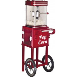Beper BT.650Y Popcorn Machine Kar