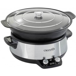 CrockPot Sauté CR0011 Slowcooker 6 l