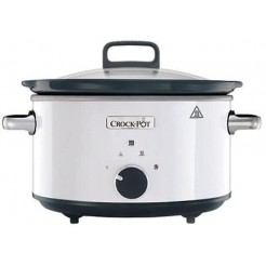 Crockpot SlowCooker RVS 3,5 liter New DNA CR030X
