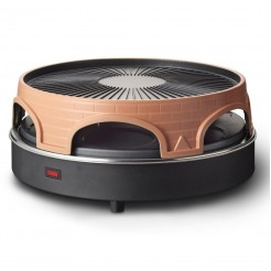 Emerio PO-113255.4 Pizzarette Grill