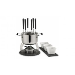 Trisa Pleasure Set 6-Persoons Fondue RVS